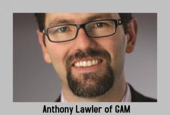 GAM Lawler grey frame